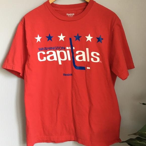 bddab117726 NHL Washington Capitals 2011 Winter Classic Shirt.  M 5ad940b12ab8c5101f8cce7f